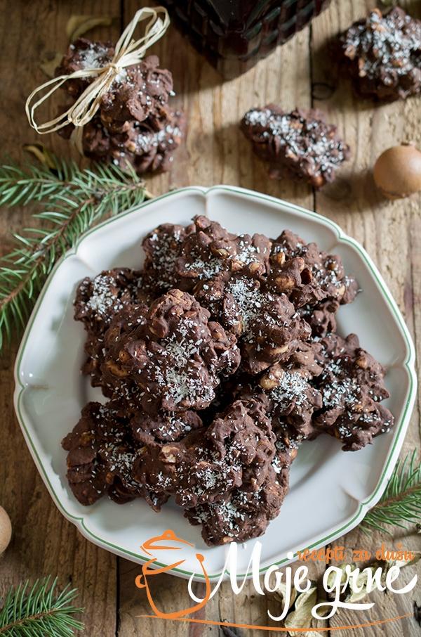 Kikiriki čokoladice iz Slow Cookera