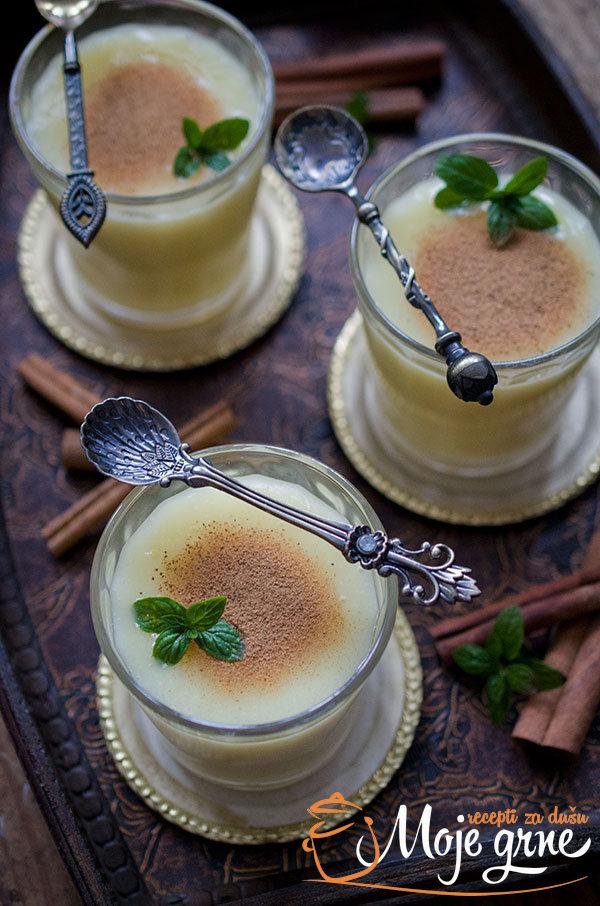 Boza - Tradicionalni turski napitak