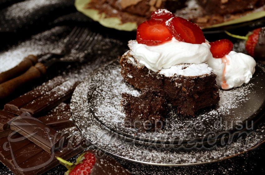 Čokoladni kapućino kolač