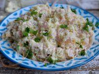 Krompir salata sa šunkom