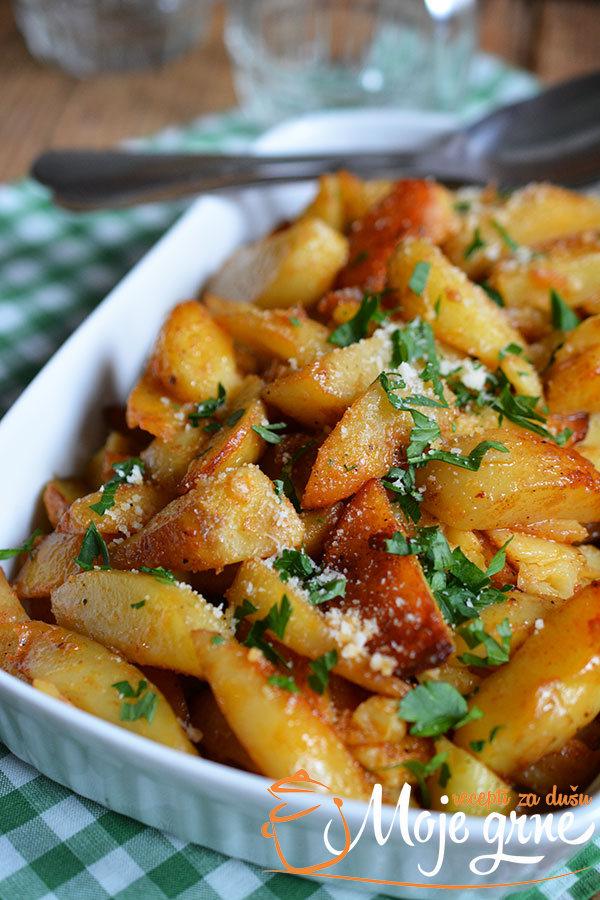 Prženi krompirići