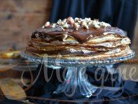 Krem torta od palačinki