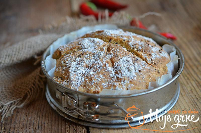 Mini hleb sa mešanim semenkama