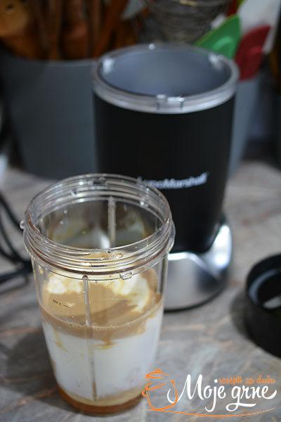 Smuti od banane i kafe