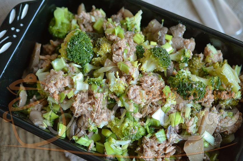 Posna brokoli salata