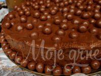 Frappé Čoko torta