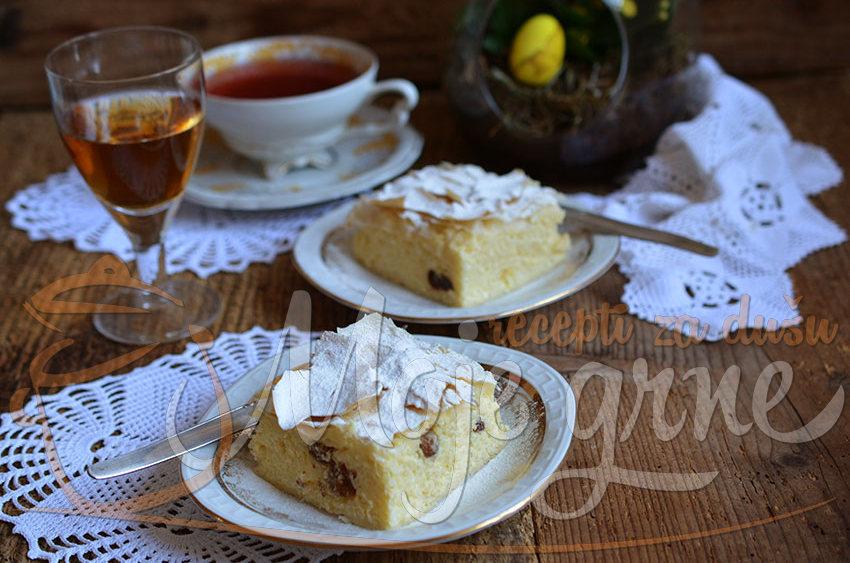 Vargabéles - Mađarska pita od sira i rezanaca