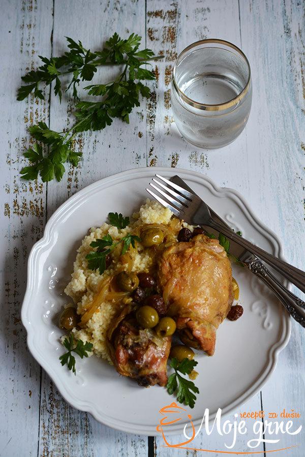 Marokanska piletina
