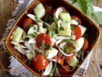 Brza letnja salata