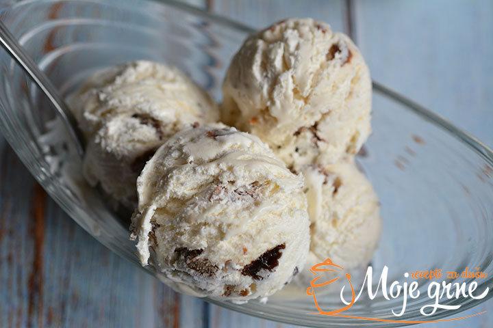 Malaga sladoled