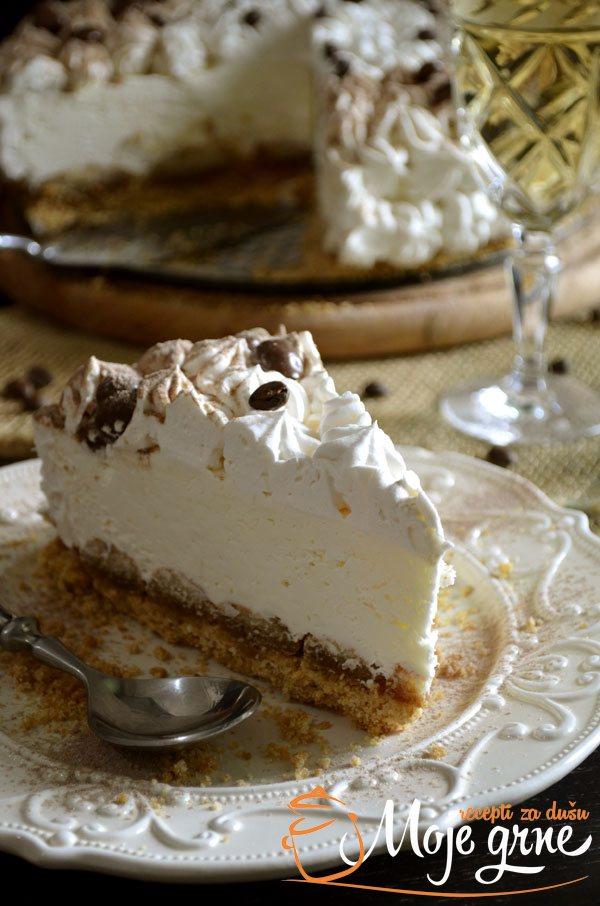 Tiramisu čizkejk / Tiramisu Cheesecake