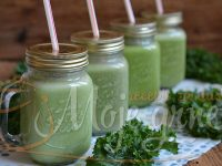Zeleni smuti (4 Green Smoothie Recipes)