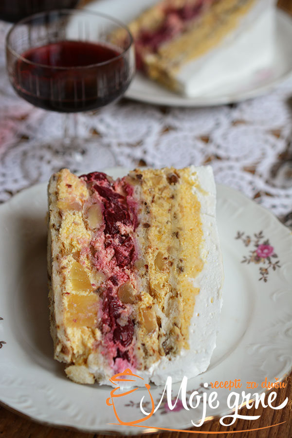 Moskva torta