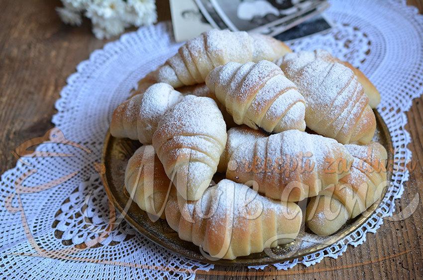 Slatke pekarske kifle