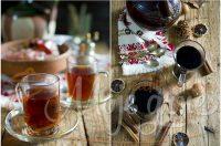 """Kuvana rakija """"Šumadijski čaj"""" i Kuvano vino"""