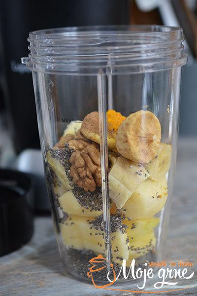 Smuti - zdrav obrok iz blendera