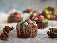 Čokoladni mafini sa heljdinim brašnom