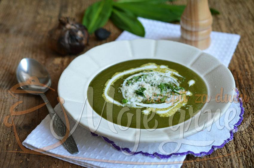 Krem supa od sremuša