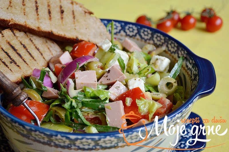 Italijanska mešana salata