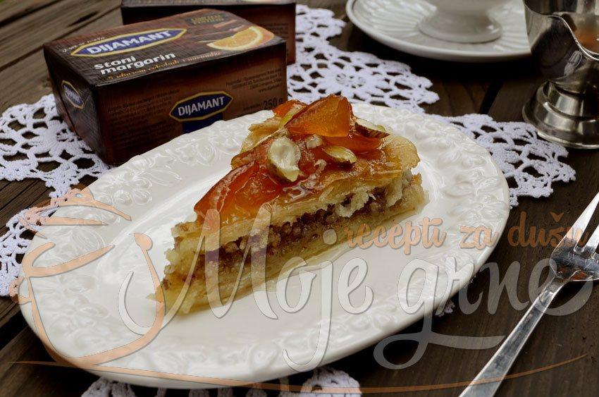 """Torta """"baklava"""""""