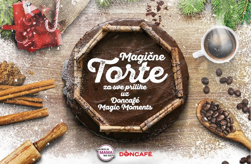Doncafe Magic Moments Torte