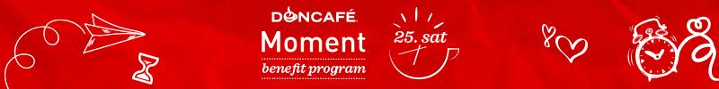 25. sat Doncafe