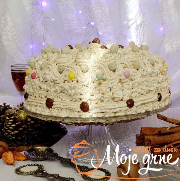 Lagana cimet i kakao torta