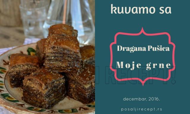 Pošalji recept Dragana Pušica
