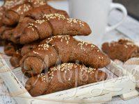 Kiflice sa sirom od heljdinog brašna