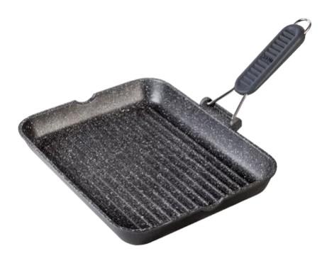 Risoli granitni grill tiganj Lupo Marshall