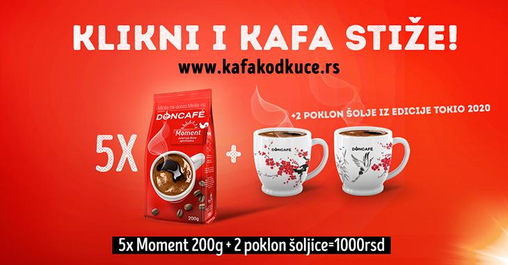 Doncafe Kafa kod kuće