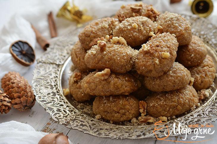 Melomakarona - Grčki Božićni kolač