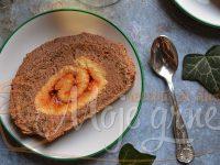 """""""Slonovo uvo"""" rolat-torta"""