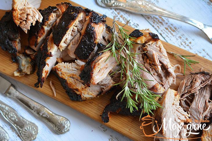 Karamelizovana svinjska plećka