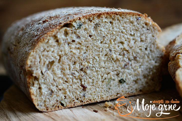 Grnetov hleb sa semenkama