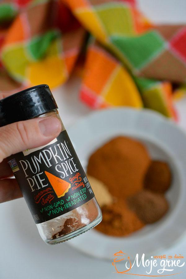Homemade Pumpkin Pie Spice