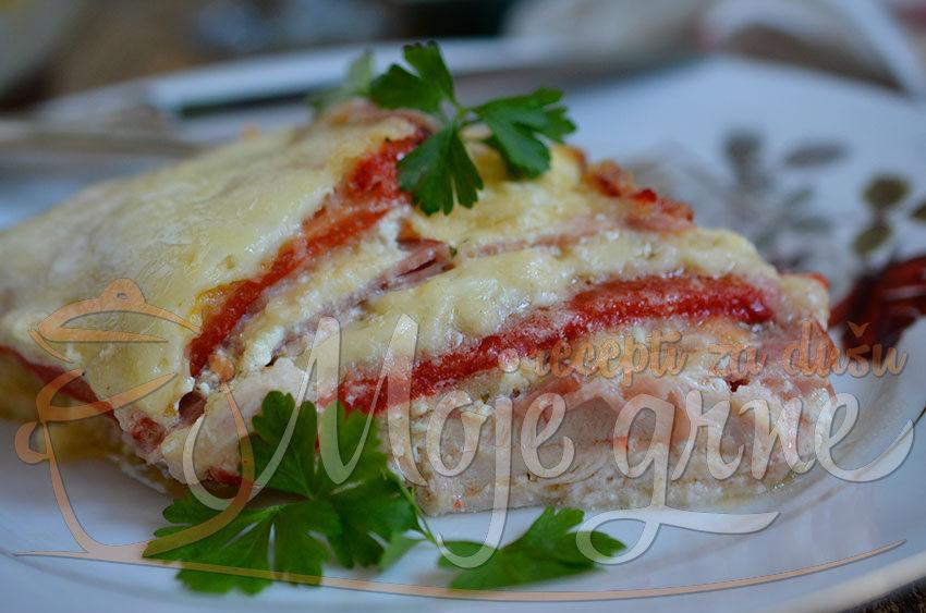 Torta od belog mesa